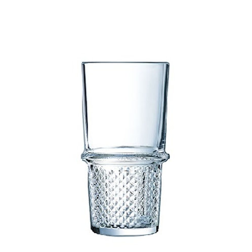 Longdrink Glass, Stackable, 35 cl - ARC New York (Set of 6)