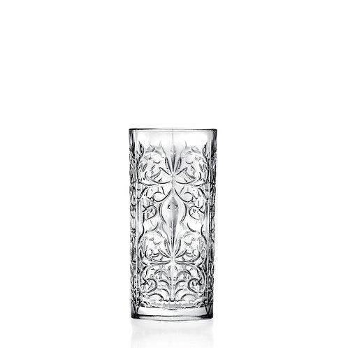 Longdrink Glass, 37 cl - RCR Tattoo (Set of 6)
