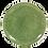 Thumbnail: Coupe Plate, 24 cm - Ariane Chrome Green (Set of 6)