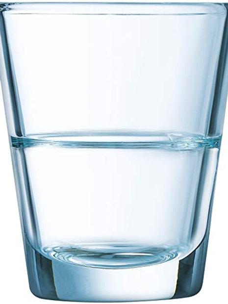 Shotglass, Stackable, 4,5 cl - ARC Stack Up  (Set of 6)