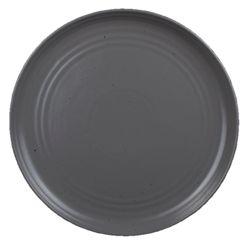 Coupe Plate, 27 cm - Ariane Artisan Pebble (Set of 6)