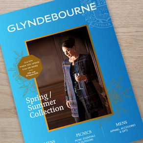 Glyndebourne shop catalogue