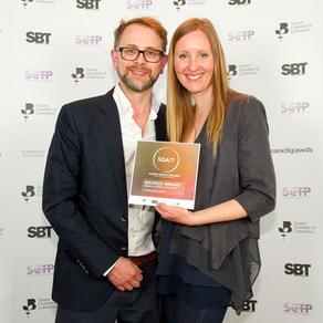 SDA17 Award for Coast Website