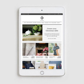 E-commerce for Julia Brendel