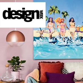 Featured in Design Week