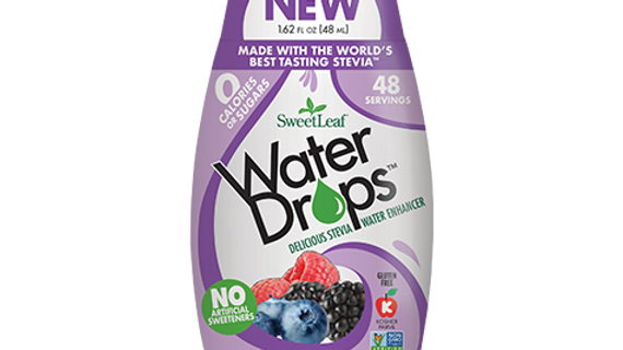 Mixed Berry Water Drops