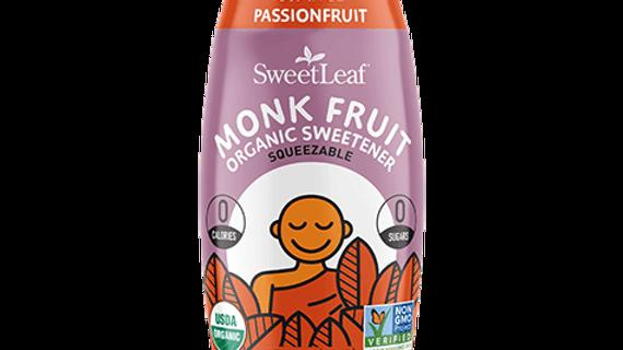 Orange Passionfruit Monk Fruit