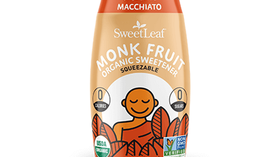 Caramel Macchiato Monk Fruit