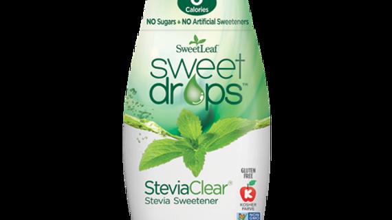 SteviaClear® Sweet Drops