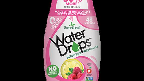 Raspberry Lemonade Water Drops