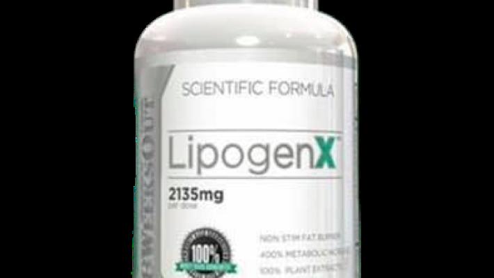 LIPOGENX 2135 mg