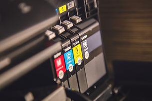 Drucker-Tinte prüfen