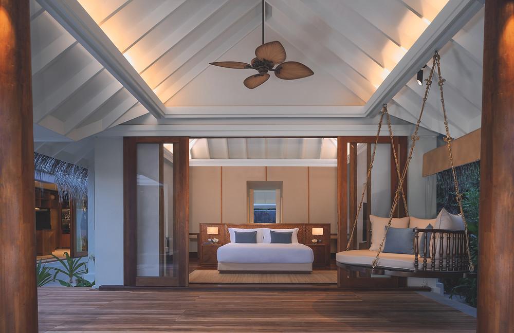 Anantara Kihavah Maldives Two Bedroom Beach Pool Residence