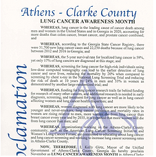 Athens-Clarke County, Georgia