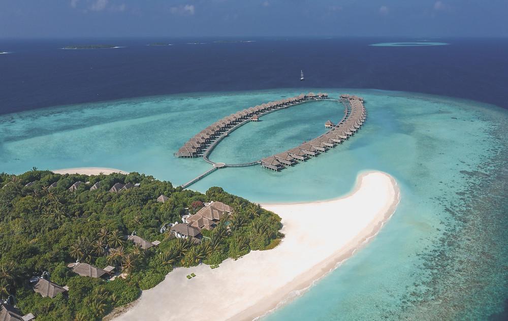 Anantara Kihavah Maldives Overwater Villa