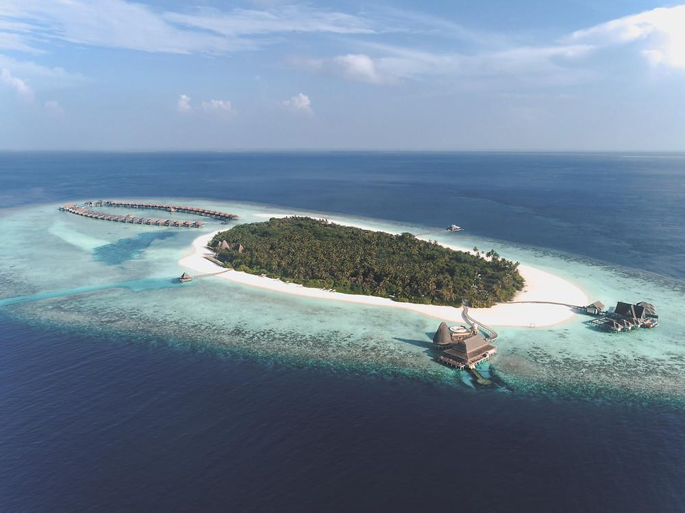 Anantara Kihavah Maldives Overview