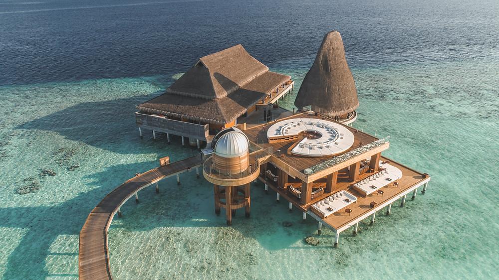 Anantara Kihavah Maldives Dining