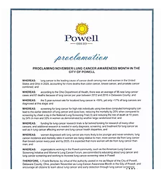 Powell, Ohio