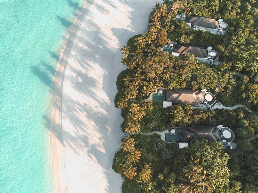 Anantara Kihavah Maldives Beach Pool Villa