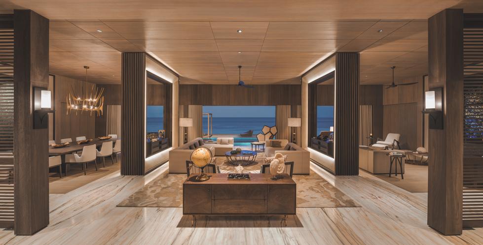 John Jacob Astor Estate - Living Room.pn