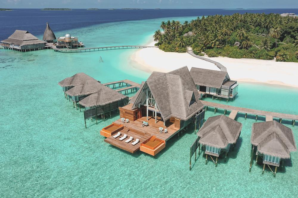 Anantara Kihavah Maldives Spa