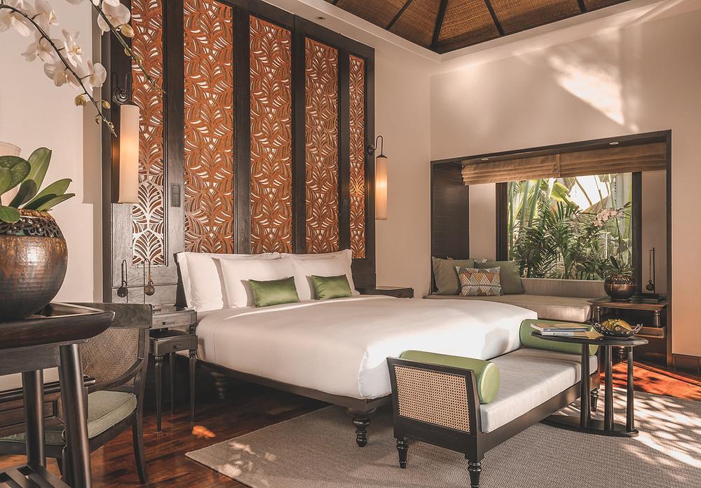 Anantara Mai Khao Phuket Pool Villa Bedroom