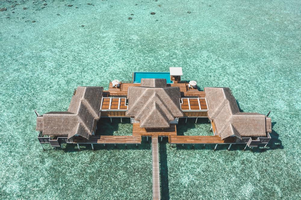 Anantara Kihavah Maldives Over Water Residence