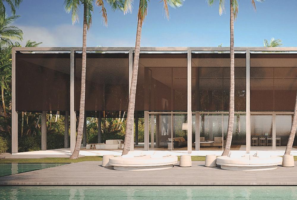The Ritz-Carlton Maldives, Ritz Carlton Estate