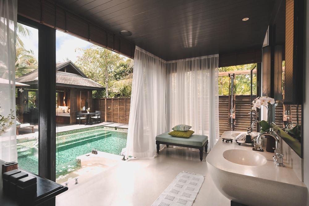 Anantara Mai Khao Phuket Pool Villa Bathroom