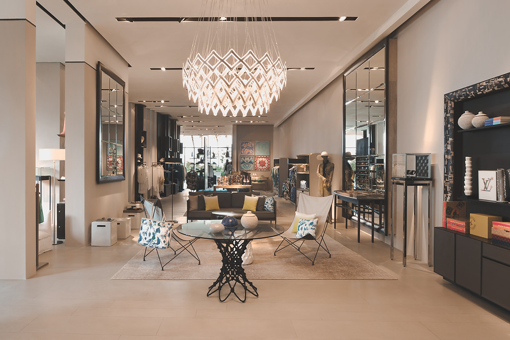 Concept Store at Cheval Blanc Randheli