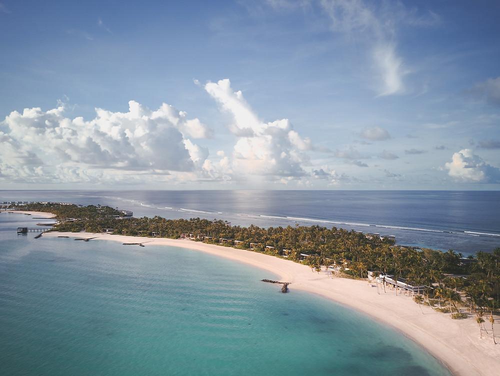 Ritz Carlton Maldives Beach