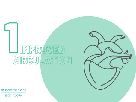 Improving Your Circulatory System with Massage