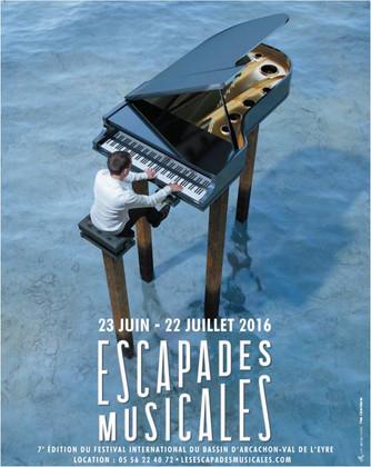 Les Escapades Musicales du Bassin