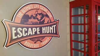 Élémentaire, mon cher... chez Escape Hunt