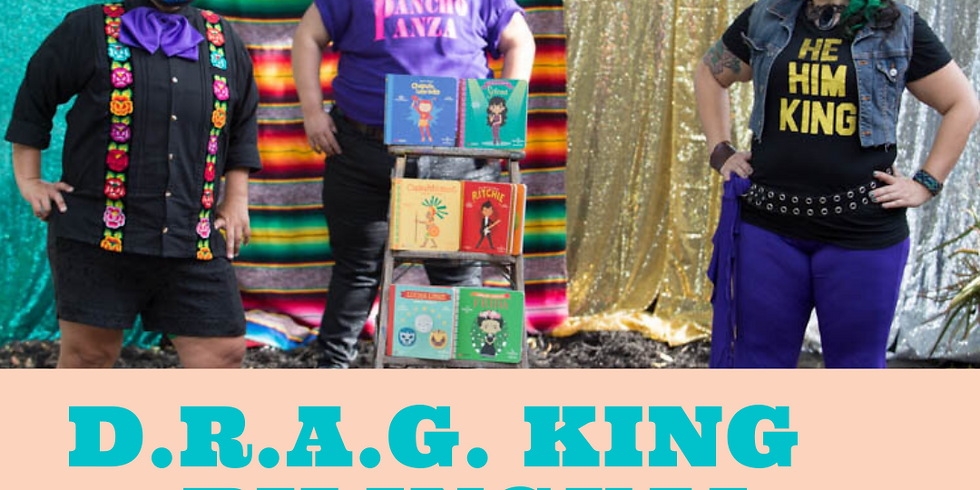 Bilingual Drag King Story Time Show #2