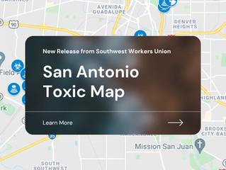 New Release: San Antonio Toxic Tour