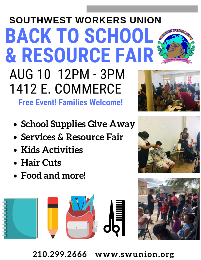 Back to School Flyer 2019