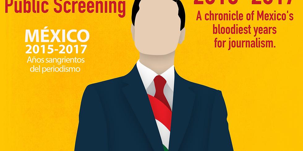 """""""No se Mata la Verdad"""" Public Film Screening"""