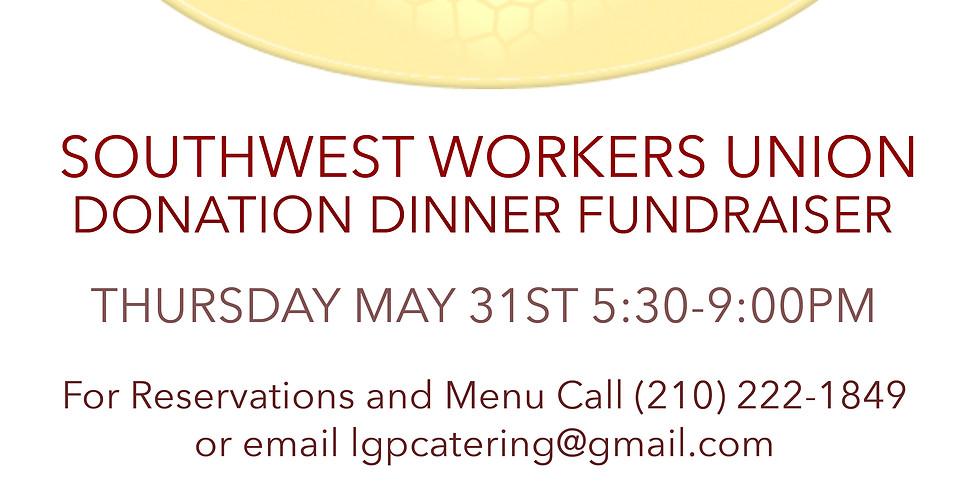 SWU Dinner Fundraiser