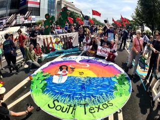 San Antonio Demands Climate Accountability