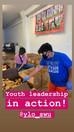 Youth Summer Internship Begins