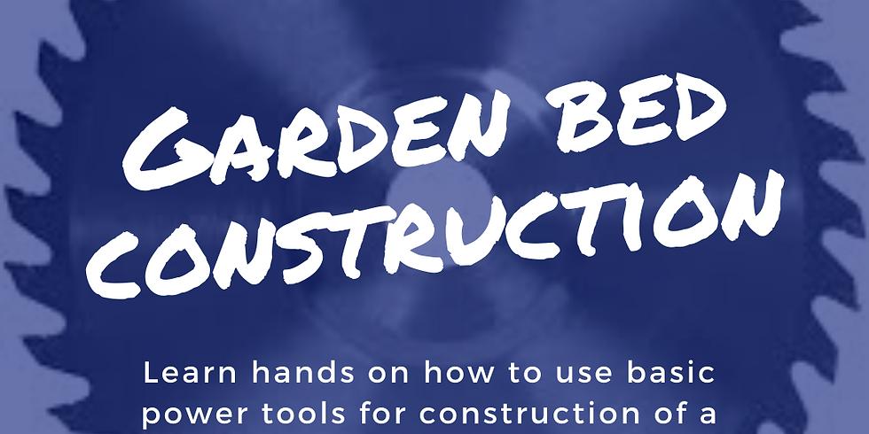Garden Bed Construction Workshop