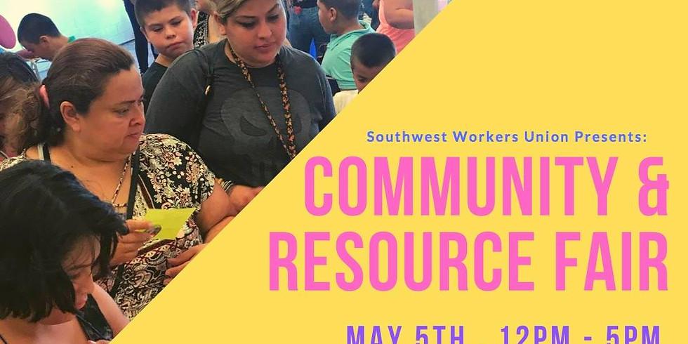 Community & Resource Fair