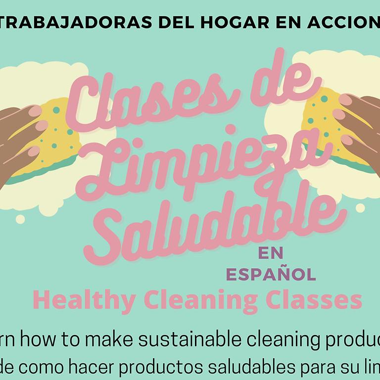 Clases de Limpieza Saludable (Español) (1)