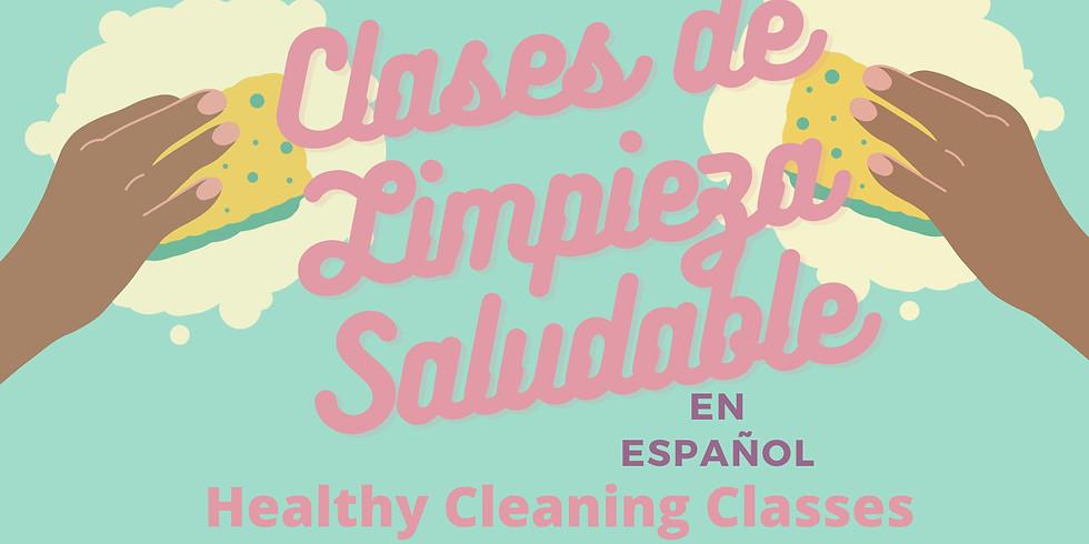 Clases de Limpieza Saludable (Español)