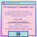 Rate Payers Community Fund