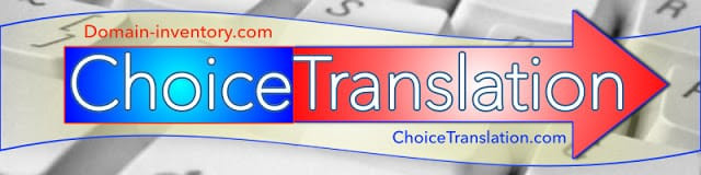 ChoiceTranslation.com is for sale.