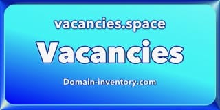 Vacancies.space