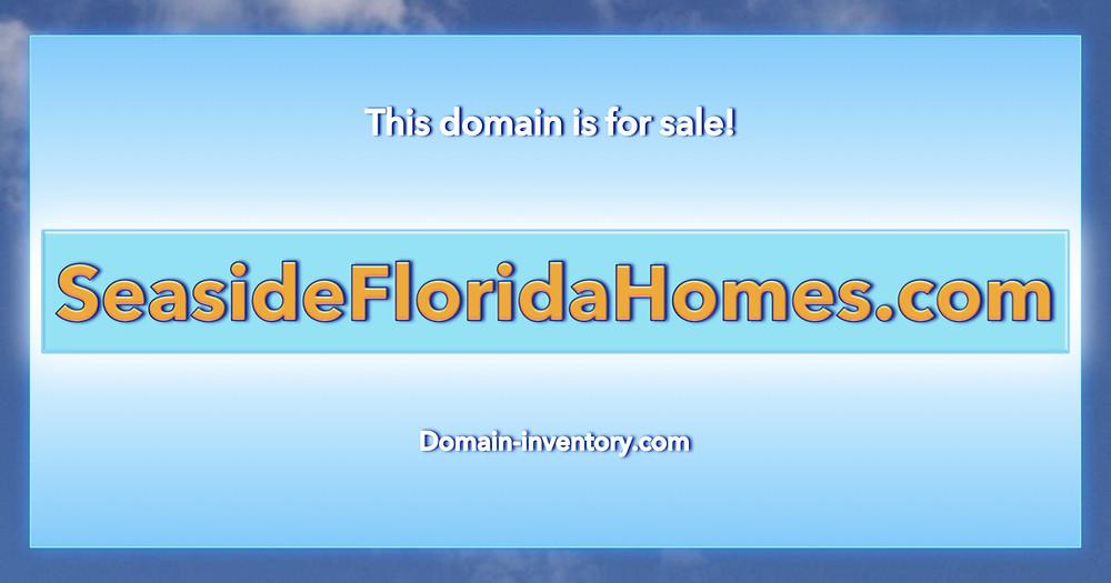 SeasideFloridaHomes.com