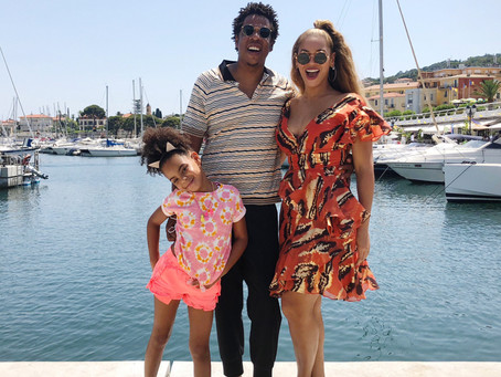 Three's in Love: Beyonce' and Jay-Z's Harmony